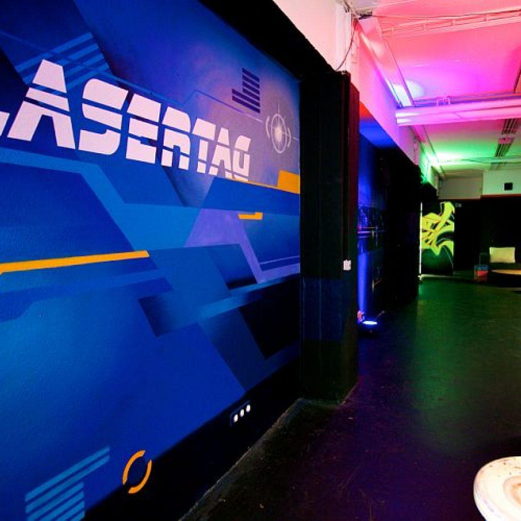 Frankfurt Lasertag